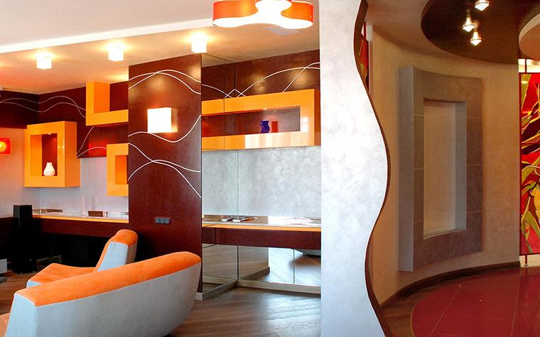 Квартира. гостиная из проекта , фото №56780