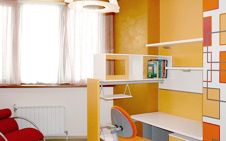 Квартира. детская из проекта , фото №56784