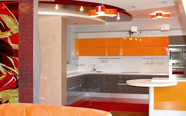 Квартира. кухня из проекта , фото №56791
