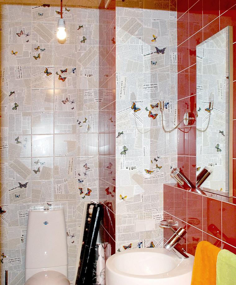 Квартира. санузел из проекта , фото №56783