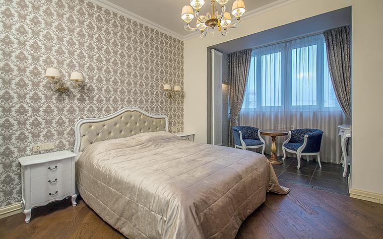 интерьер спальни - фото № 56796