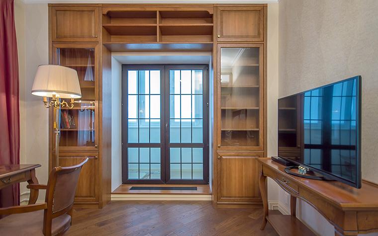 интерьер кабинета - фото № 56806