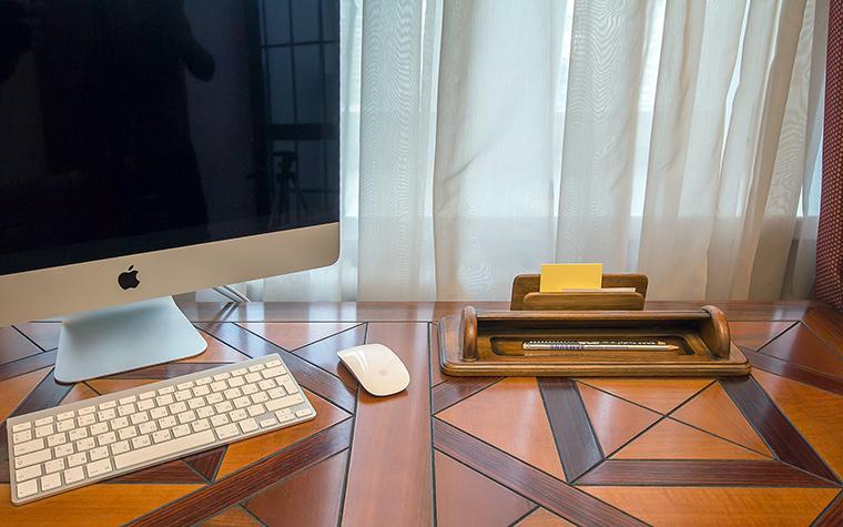 интерьер кабинета - фото № 56808