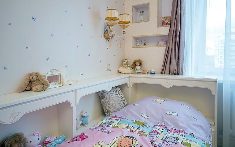 Фото № 56812 детская  Квартира