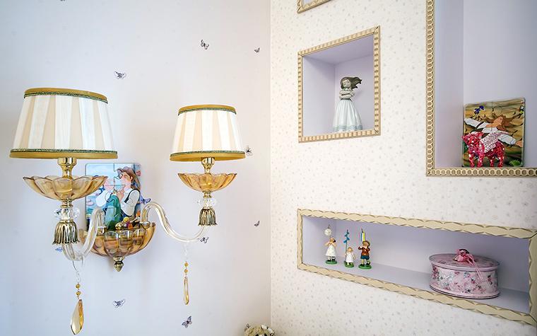 Фото № 56813 детская  Квартира