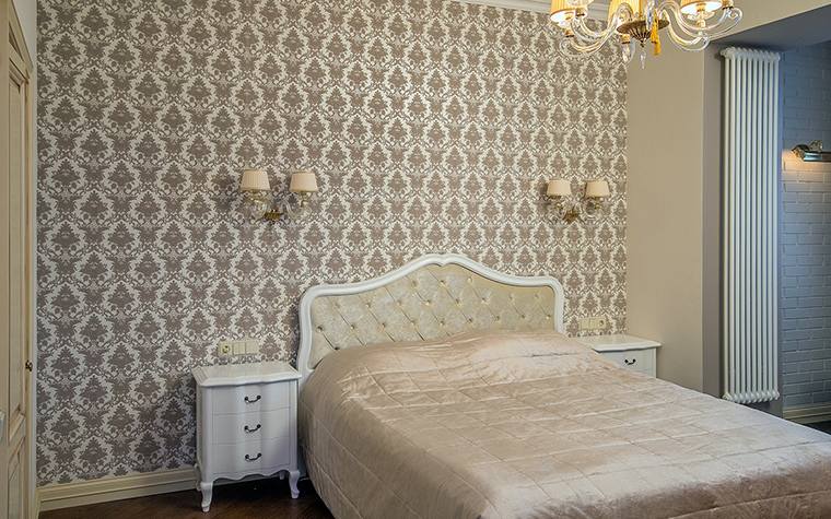 интерьер спальни - фото № 56798