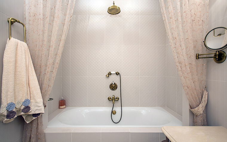23 варианта оформления стандартной ванной комнаты
