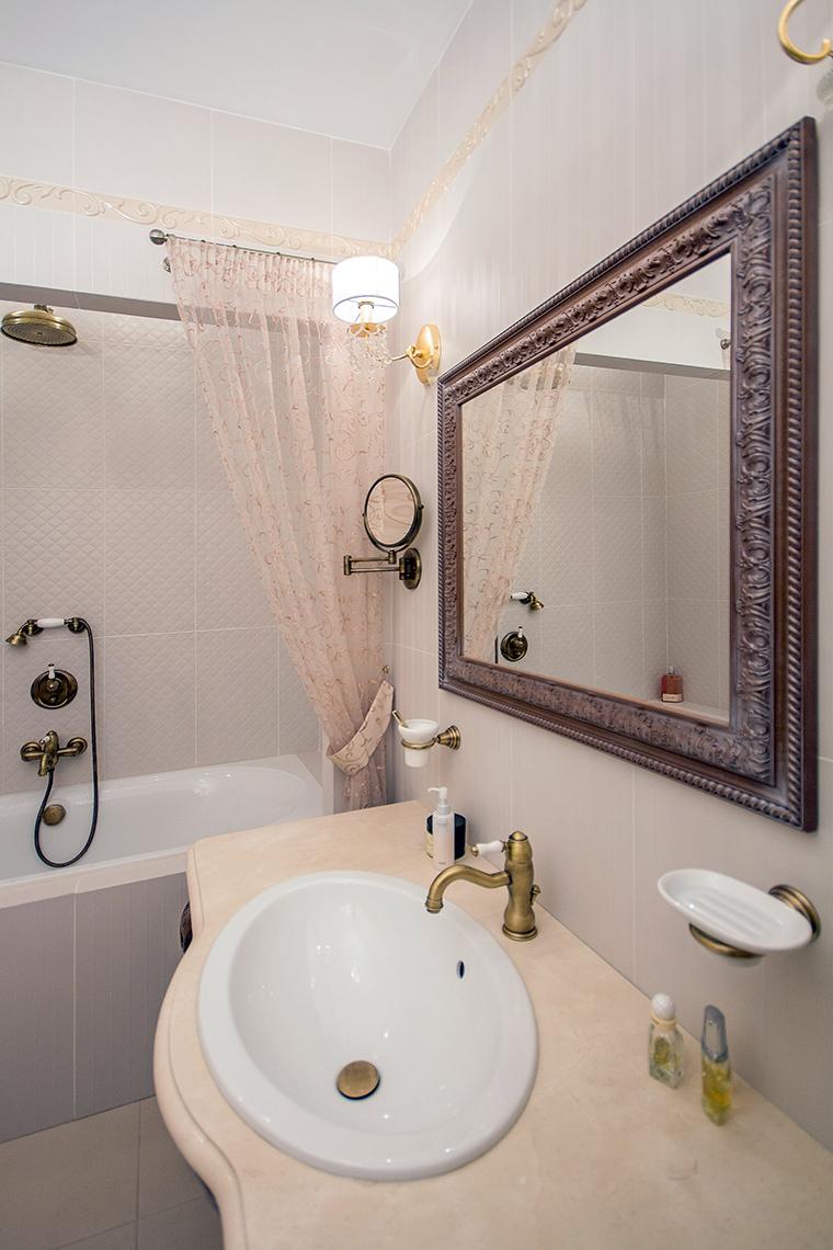 Фото № 56801 ванная  Квартира