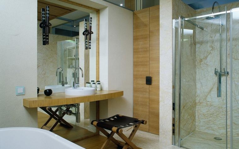 Фото № 56823 ванная  Квартира
