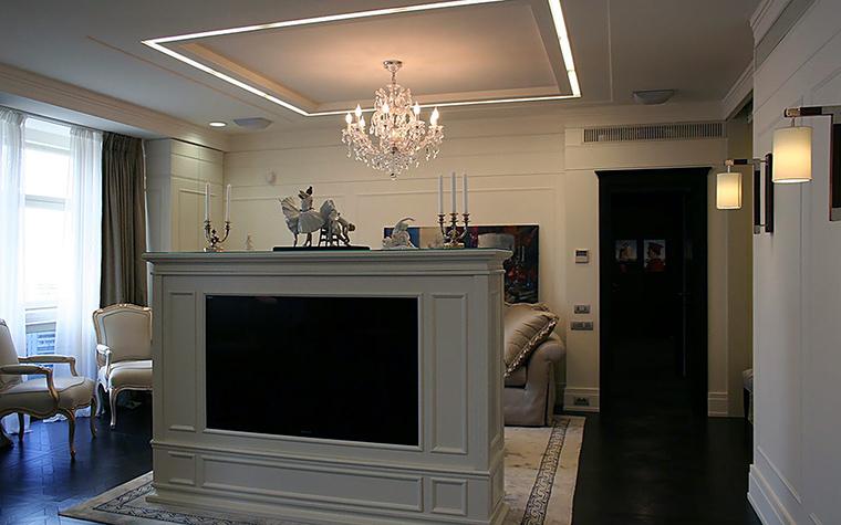 Фото № 56984 гостиная  Квартира