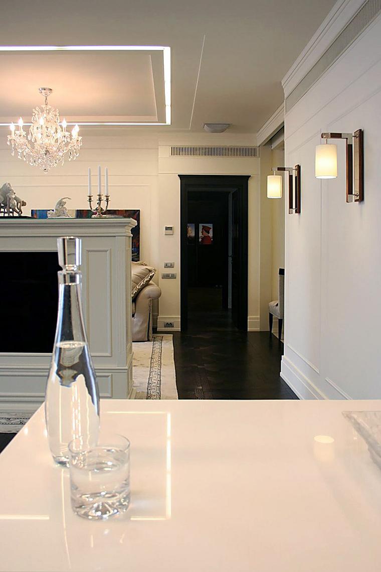 Фото № 56985 гостиная  Квартира