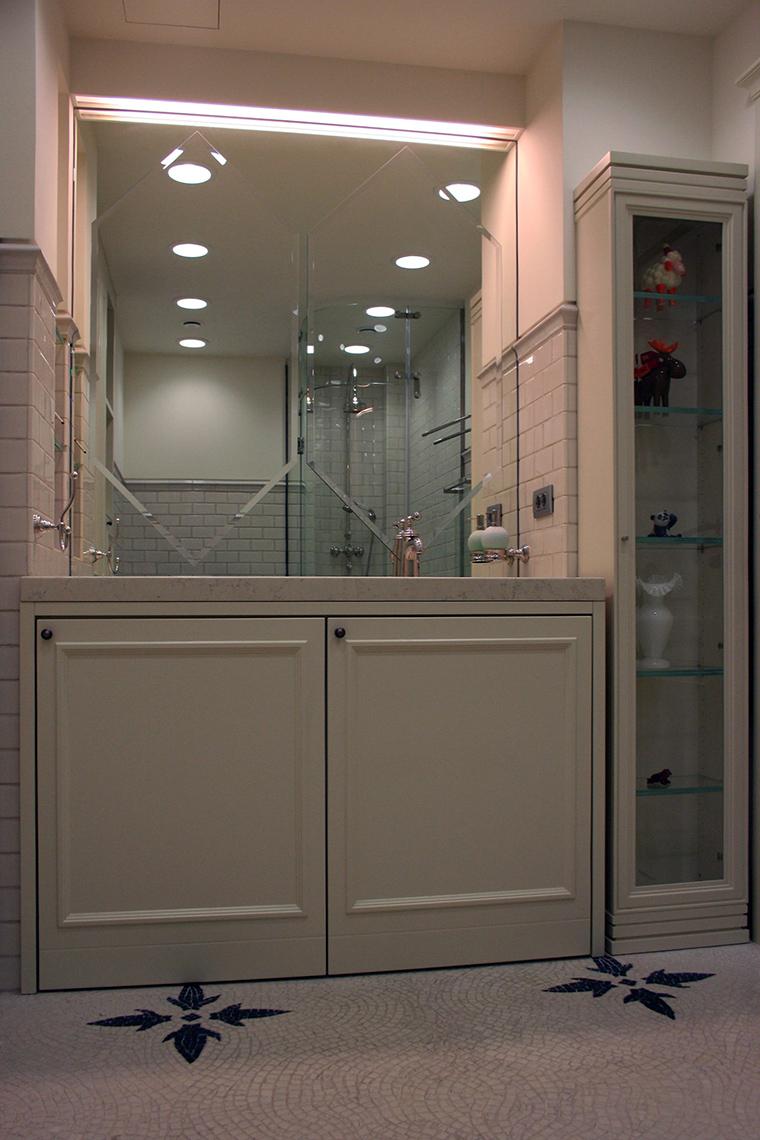интерьер ванной - фото № 56977