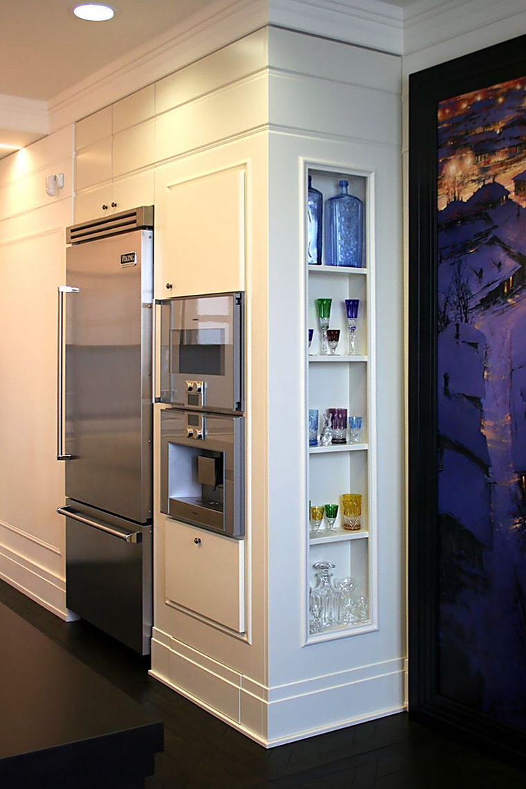 интерьер кухни - фото № 56976