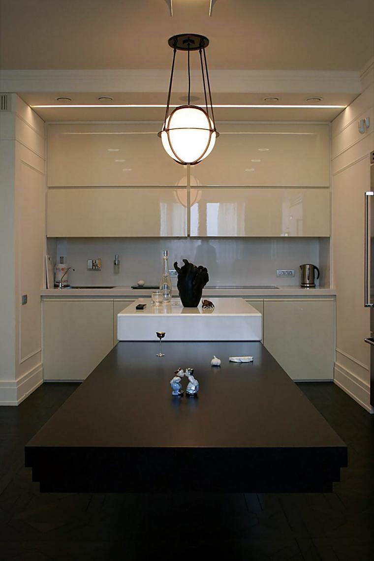 Фото № 56974 кухня  Квартира