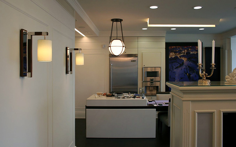 Фото № 56975 кухня  Квартира
