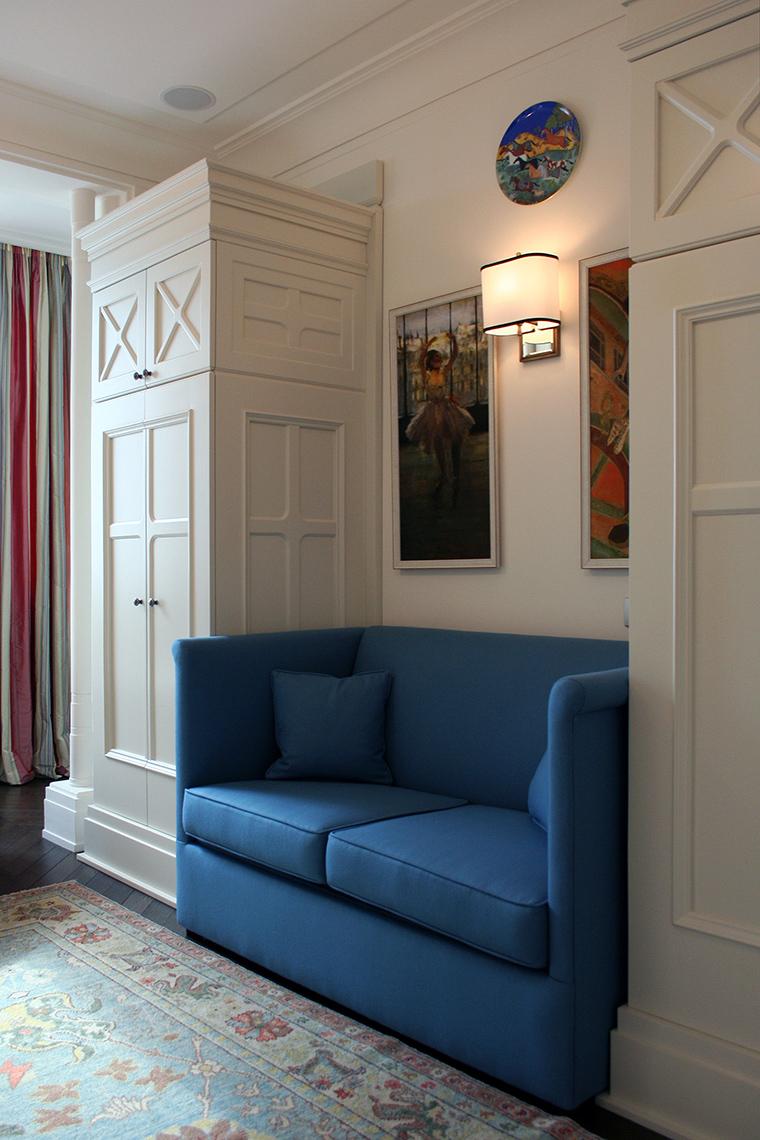 интерьер гостевой - фото № 56983
