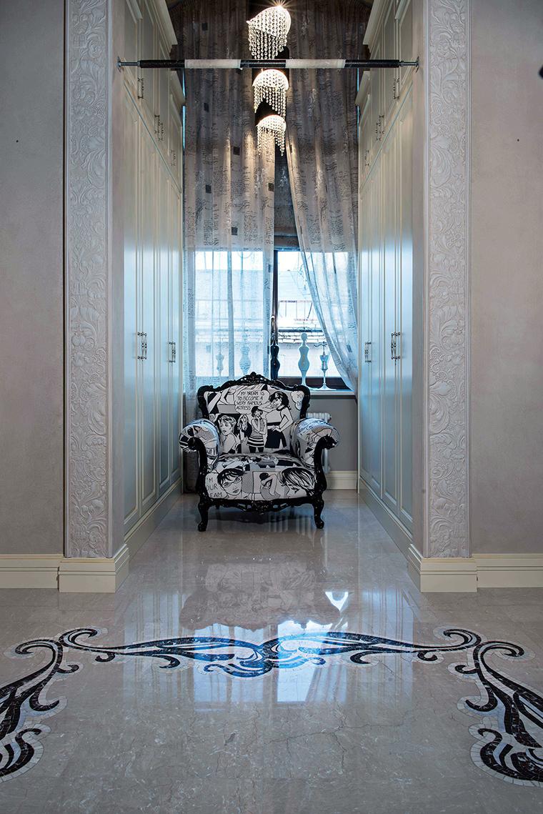 интерьер холла - фото № 57038