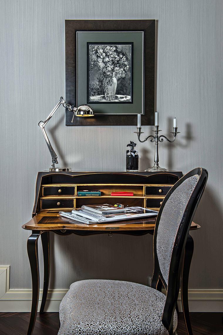 интерьер кабинета - фото № 57032