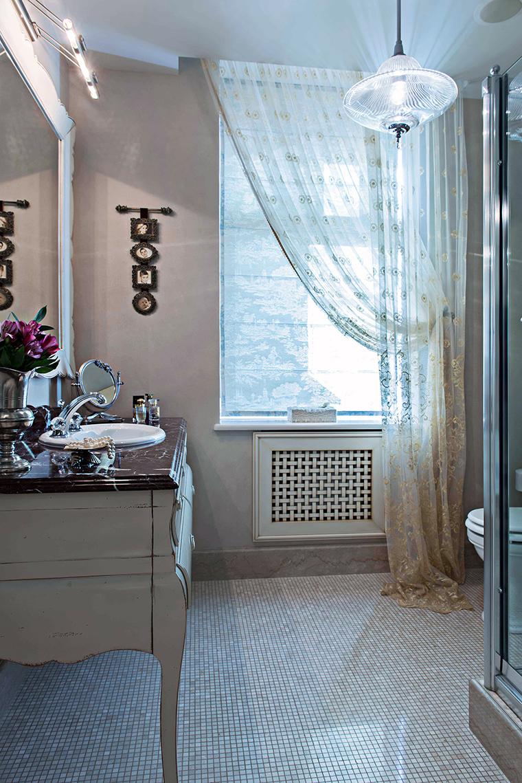 Квартира. ванная из проекта , фото №57036