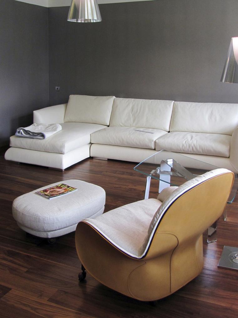 Фото № 57134 гостиная  Квартира