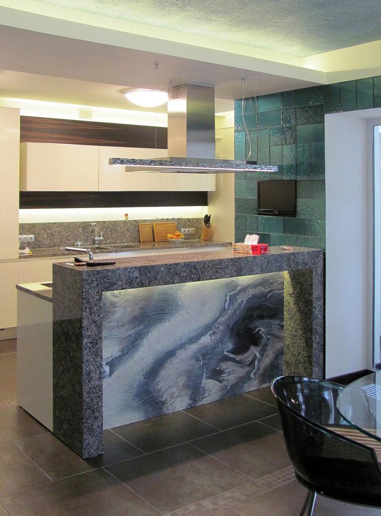 Фото № 57135 кухня  Квартира