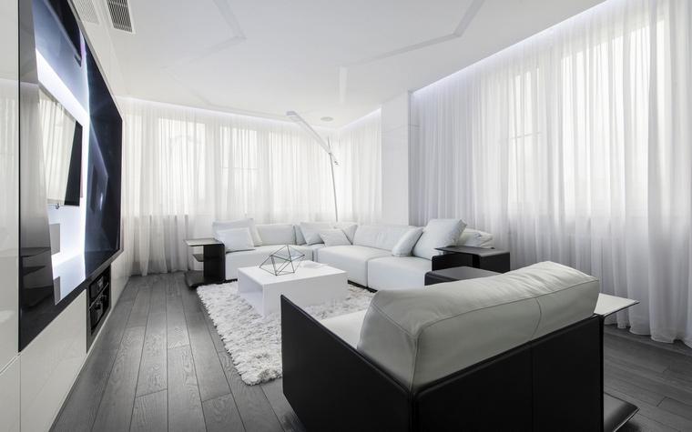 Фото № 57153 гостиная  Квартира