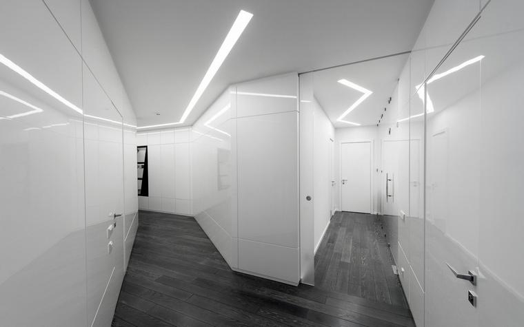 Квартира. холл из проекта , фото №57166