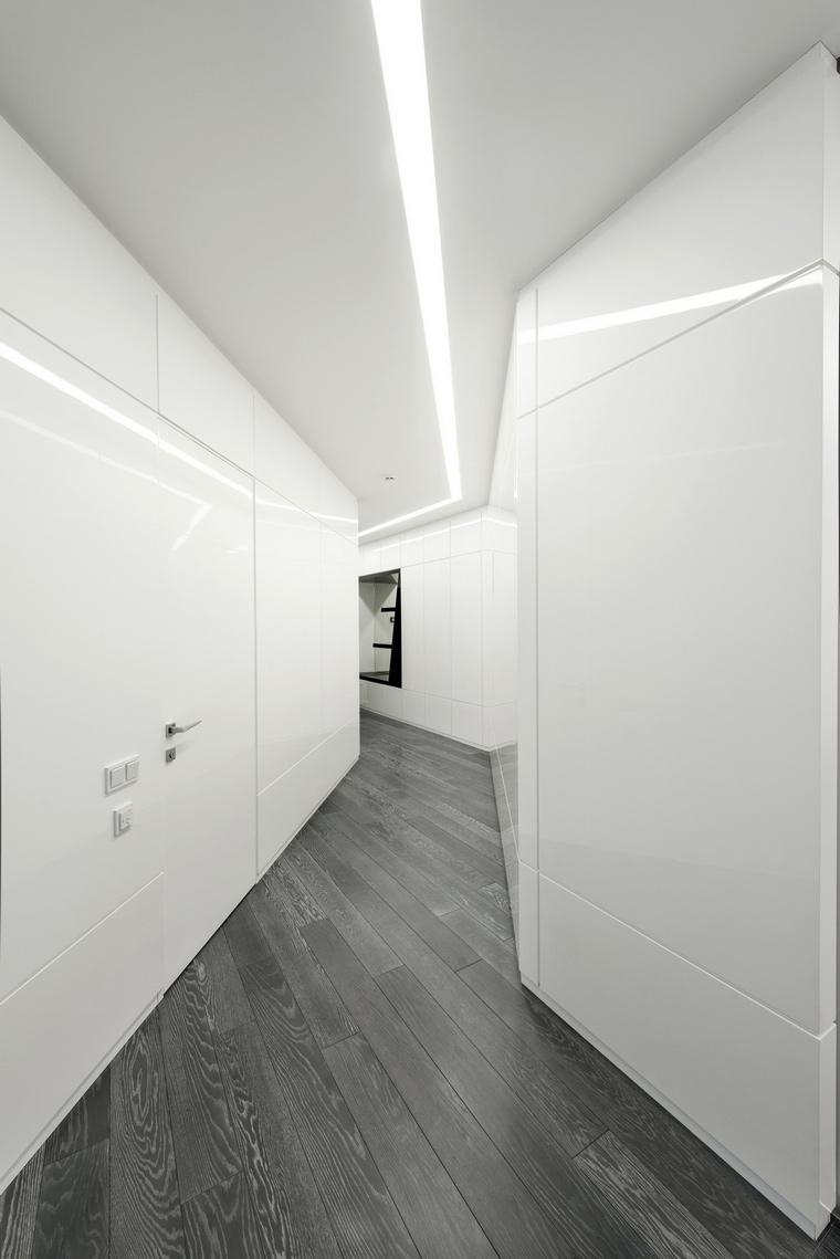 Квартира. холл из проекта , фото №57167