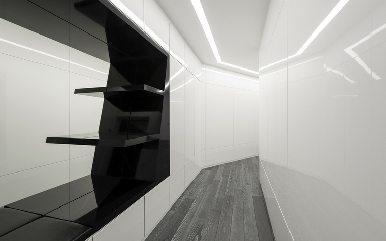 Квартира. холл из проекта , фото №57168