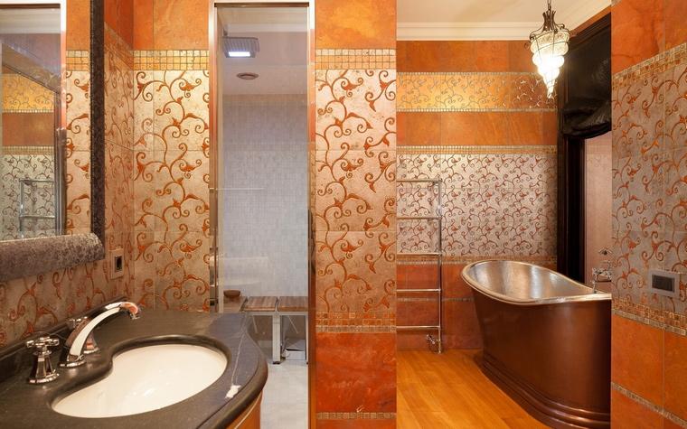 Фото № 57272 ванная  Квартира