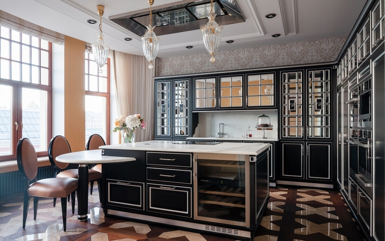 интерьер кухни - фото № 57260