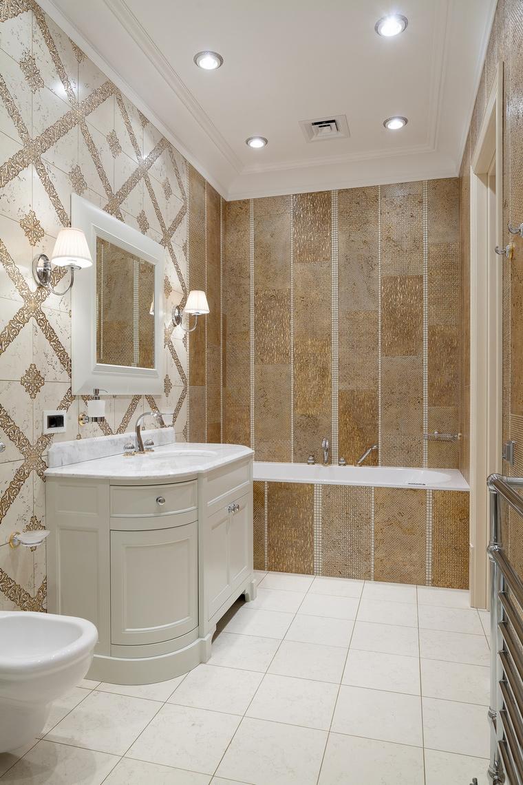 Фото № 57268 ванная  Квартира