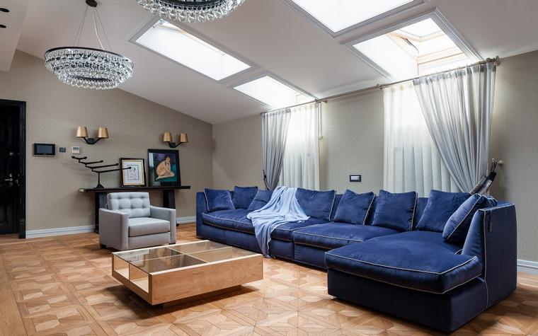 Фото № 57257 гостиная  Квартира