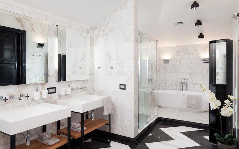 Фото № 57270 ванная  Квартира