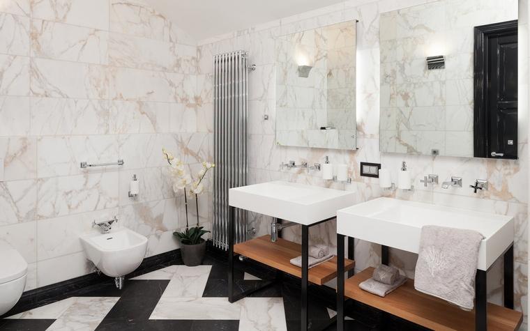 Фото № 57271 ванная  Квартира