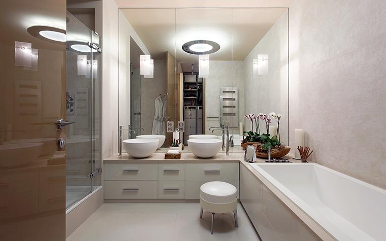 Фото № 57288 ванная  Квартира