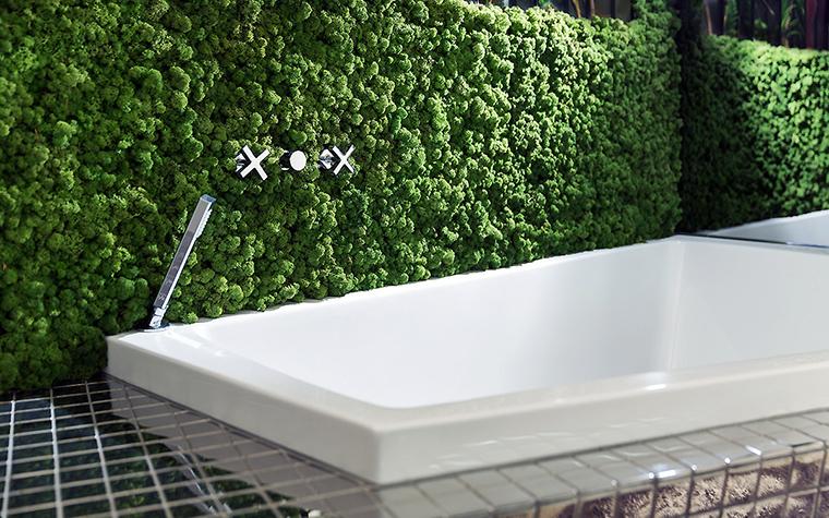 интерьер ванной - фото № 57295