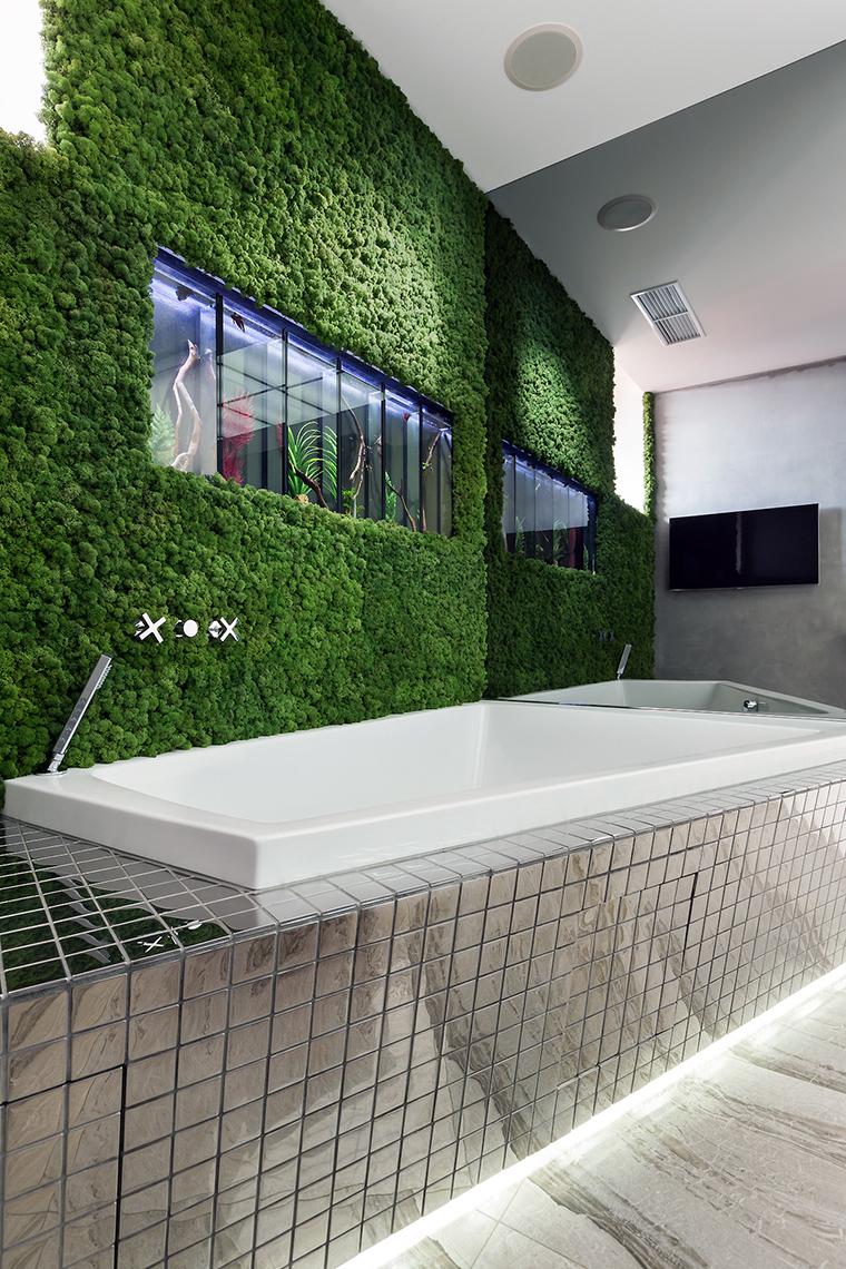 интерьер ванной - фото № 57296