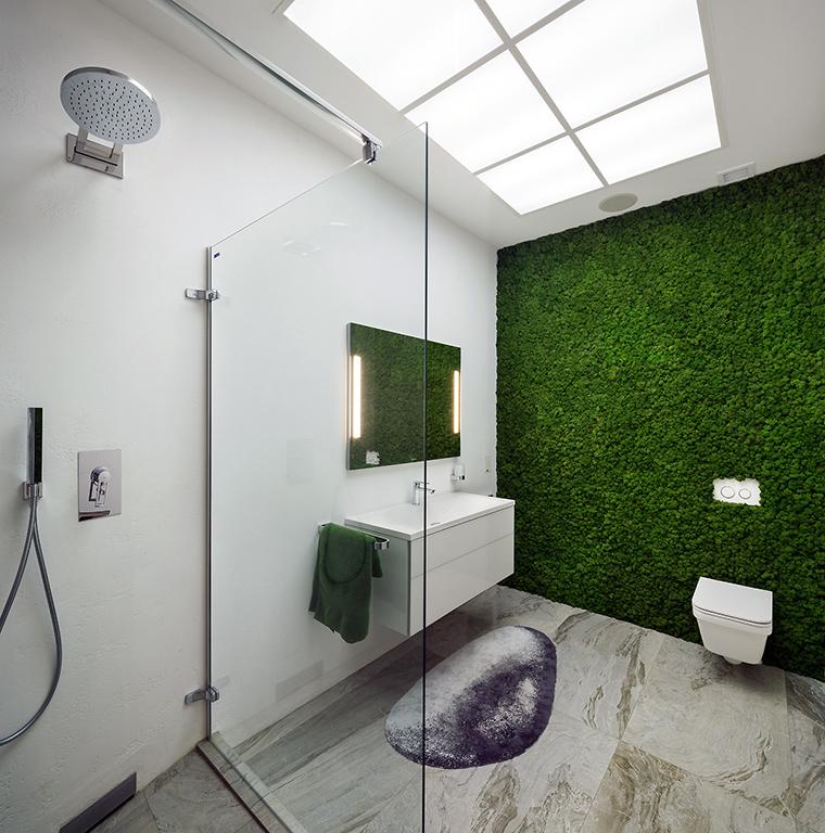 интерьер ванной - фото № 57294