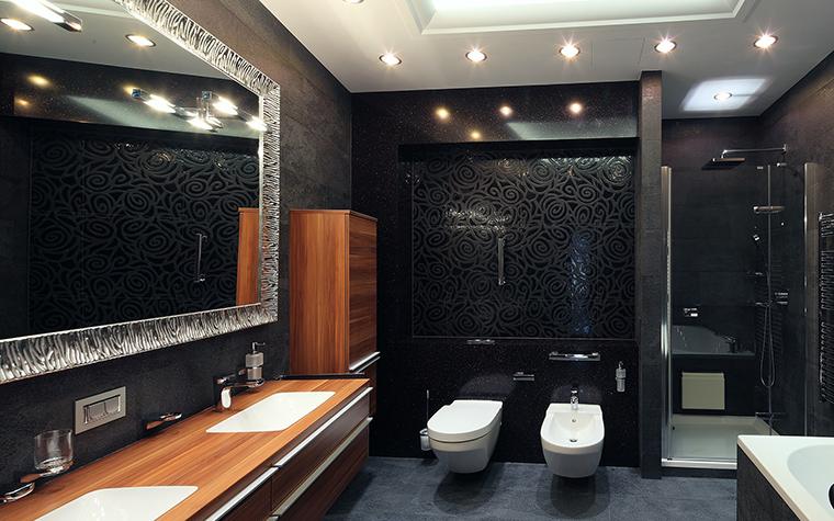 Квартира. ванная из проекта , фото №57316