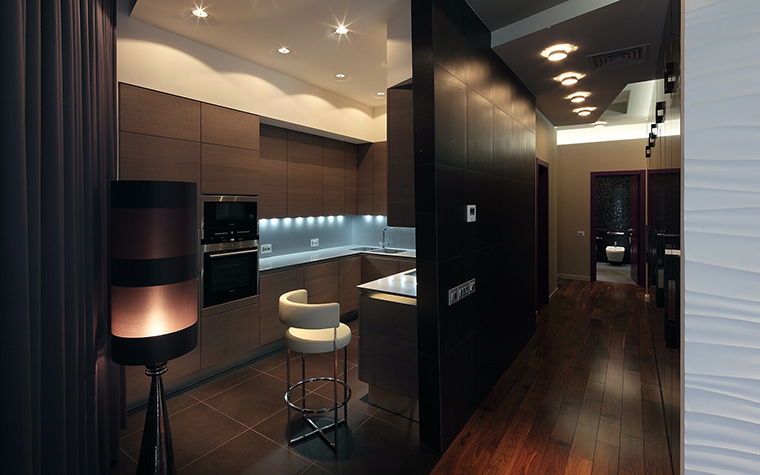 интерьер кухни - фото № 57311