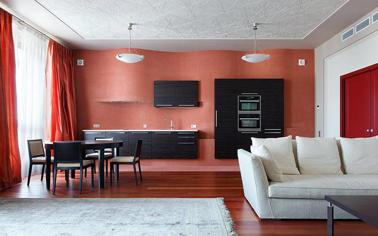 Фото № 57331 гостиная  Квартира