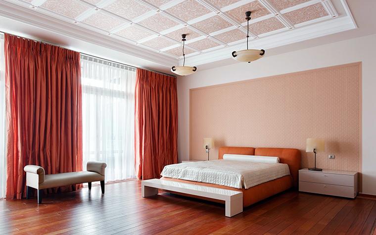 интерьер спальни - фото № 57336