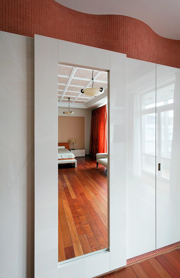 интерьер спальни - фото № 57337
