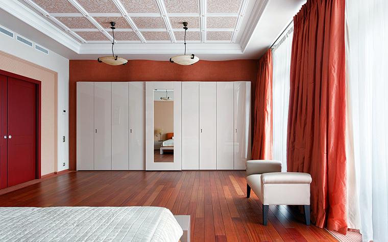 интерьер спальни - фото № 57338