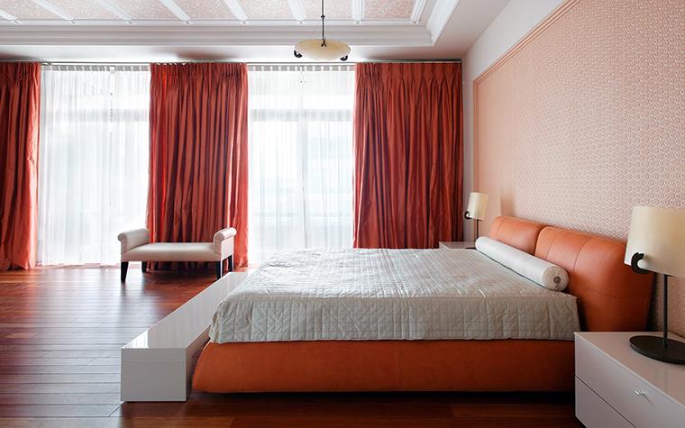 интерьер спальни - фото № 57339