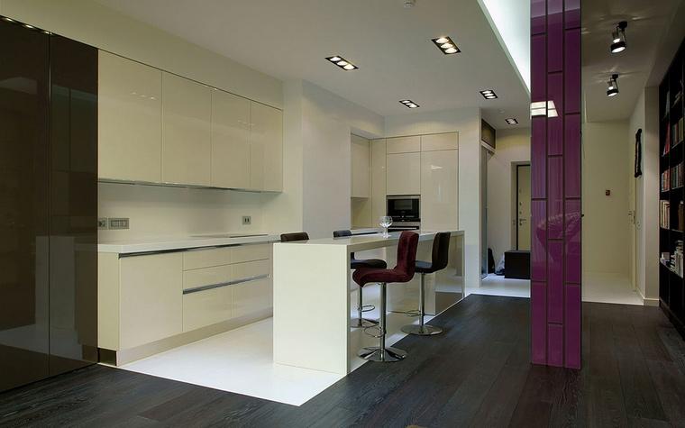 Квартира. кухня из проекта , фото №57341