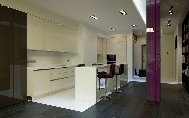 интерьер кухни - фото № 57341