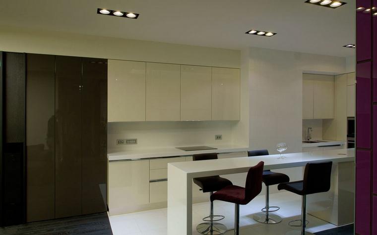 Квартира. кухня из проекта , фото №57342