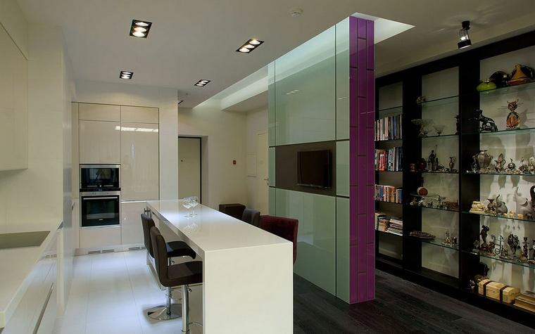 Квартира. кухня из проекта , фото №57343